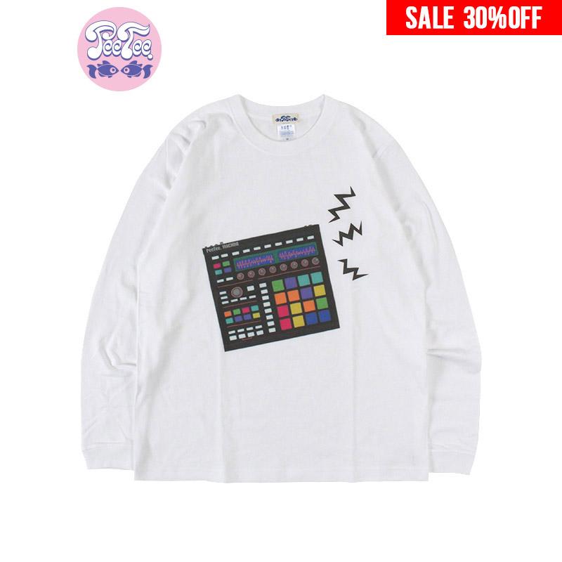 """画像1: 【30%OFF】PeeTee. (ピーティー) """"MPC L/S TEE"""" (1)"""